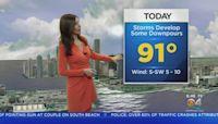 CBSMiami.com Weather 9/16/2021 6AM
