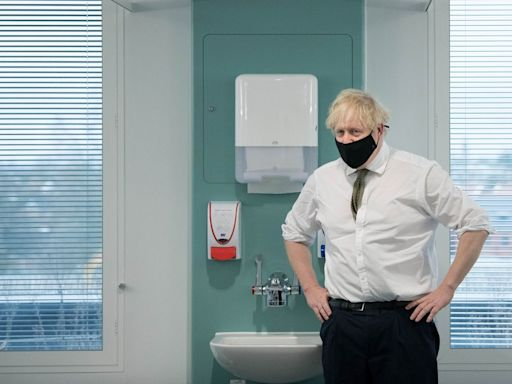 Boris Johnson is a comic opera prime minister whose mistakes have killed tens of thousands