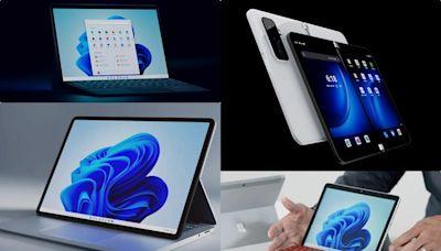微軟首款5G雙螢幕手機登場!3款「二合一」Surface筆電新品齊亮相 - 自由電子報 3C科技