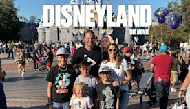 """DISNEYLAND SURPRISE"" THE MOVIE 