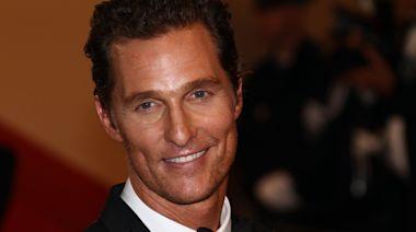 Matthew McConaughey's Son Looks Just Like Him in Rare Instagram Photo