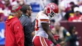Report: Chiefs LB Anthony Hitchens battling 'nerve injury' in right elbow