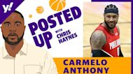 Posted Up - Carmelo Anthony on his new memoir, joining the Lakers & leaving Portland