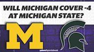 Betting: Will Michigan Cover -4 at Michigan State?