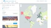 荷航互動式地圖 方便旅客掌握最新旅行資訊