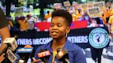 India Walton adds to staff and supporters; Byron Brown returns focus to write-in campaign