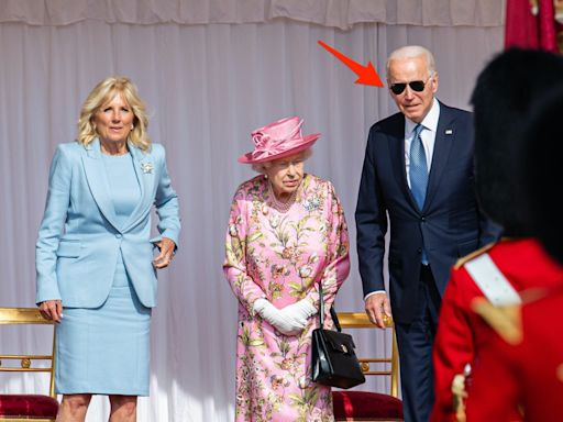 6 celebrities who accidentally broke the rules of royal protocol