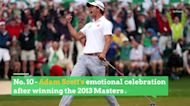 Golfweek's Top 10 Masters Moments