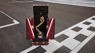 The Winner of the Monaco Grand Prix Gets a Beautiful Trophy