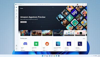 微軟在美國測試 Windows 11 內執行 Android app 功能 但不支援直接以 APK 安裝 - Cool3c