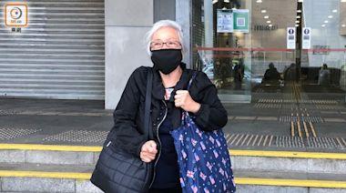 王婆婆涉高院襲保安 稱身體欠佳審訊再押後