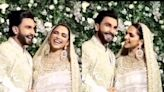 Reception Video from Deepika Padukone and Ranveer Singh's Wedding Resurfaces Online