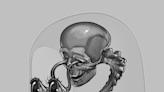 3D的更有感《糖豆人:終極淘汰賽》日本網友把糖豆人驚悚骨架具現化!
