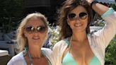 Elizabeth Hurley stuns with latest bikini photo during lockdown