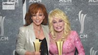 Reba McEntire Makes Her Return to Country Airplay Chart With Dolly Parton Collab | Billboard News