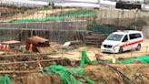 竹科寶山一期工安意外 電桿砸工人一度命危
