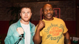"""Mike Tyson Believes Caleb Plant Has Absolutely No Chance Against Canelo Alvarez: """"He's Going To Get F*cked Up"""" 