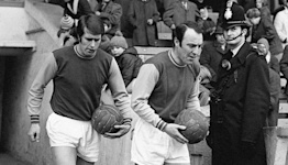 Tottenham and England greats pay tribute to 'best goalscorer ever' Jimmy Greaves
