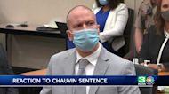 Sacramento residents react to Derek Chauvin's sentencing