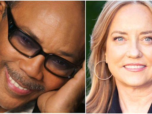 Quincy Jones, Maureen Crowe Honored at Guild of Music Supervisors Awards
