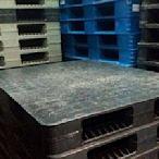 二手棧板/塑膠棧板 140x110 重型雙密面棧板 可荷3噸重