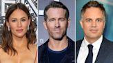 Jennifer Garner and Mark Ruffalo Reunite to Play Ryan Reynolds' Parents in New Time Travel Movie