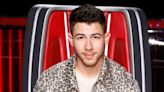 Nick Jonas Breaks His Silence on 'The Voice' About the Accident He Had Over the Weekend