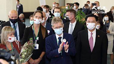 捷克宣佈贈台3萬劑疫苗 台灣:由衷感謝