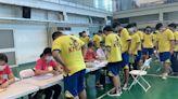 接種意願97% 台南人數最多港明高中3000學生今明施打