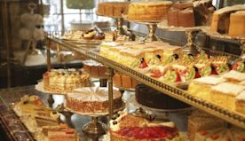 Forget Palaces and Art, Let's Go to Vienna for the Cake and Wine