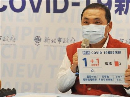 新北幼兒園染疫負責人足跡單純 洗腎患者CT值38感染源不明