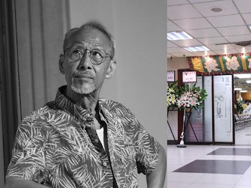 黃樹棠設靈︱縱橫影視圈50年人緣極佳 古天樂、成龍送花圈致哀