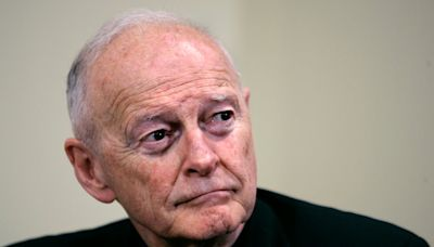 Theodore McCarrick becomes first US cardinal charged with abusing a minor