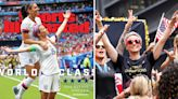 Throwback bikini photos of Megan Rapinoe viral following new Sports illustrated cover