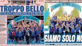 'Football came home': Italian media mock England after Euro 2020 final