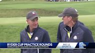 Ryder Cup practice rounds get underway at Whistling Straits
