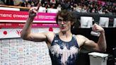 Stephen Nedoroscik wins U.S.' first pommel horse world title - OlympicTalk | NBC Sports