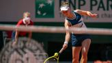 Tennis-'What would Jana say?' - Krejcikova left with question in Paris