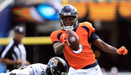 Broncos roll to 23-13 victory over Jaguars