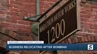 Nashville business owner relocates from 2nd Ave after bombing