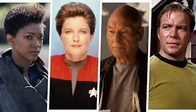 Every 'Star Trek' Series Available to Stream on Paramount Plus