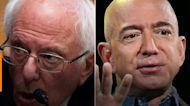 Sen. Bernie Sanders rips into Amazon CEO Jeff Bezos for opposing workers' desire to unionize