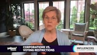 Elizabeth Warren on why she keeps a focus on corporate America: 'Markets without rules are theft'