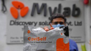 武漢肺炎》印度研發94元病毒自篩套組 已獲官方批准使用