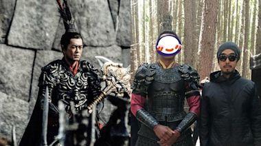 古天樂三億新片爆找「黑人當替身」 現場照瘋傳…監製親自回應!