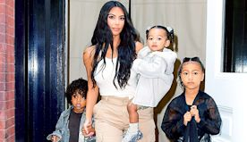 Chicago West, 2, Is Kim Kardashian's Mini-Me While Dressed Like A 'Princess' In Cute New Pic