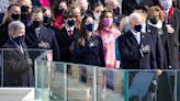 Joe Biden and Kamala Harris Surrounded By Their Big, Close, Modern, Families for Inauguration