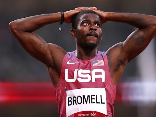 奧運丟臉沒關係 布洛梅爾以9秒76改寫今年百公尺全球最佳 | 蘋果新聞網 | 蘋果日報