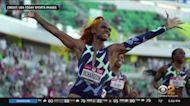Olympic Track Star Sha'Carri Richardson Suspended After Testing Positive For Marijuana