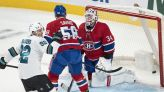 Sharks 5, Canadiens 0: San Jose's sizzling top line paves way to impressive road win